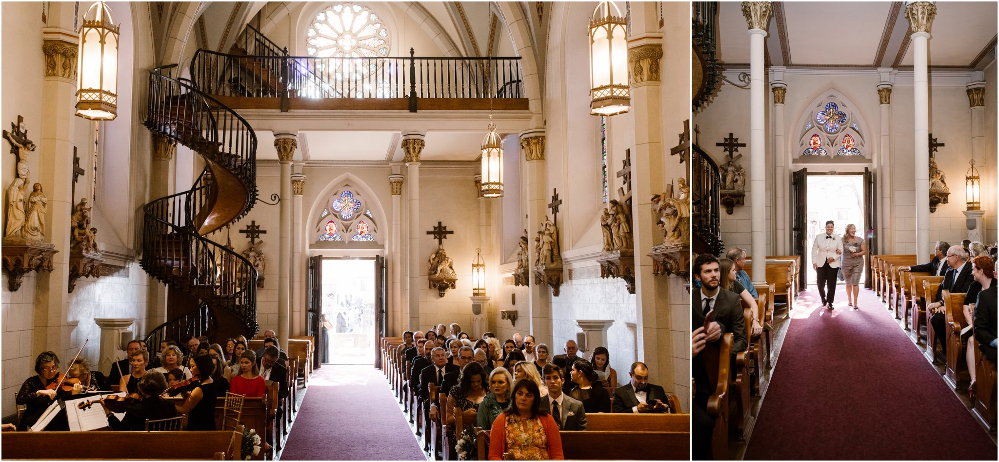 0285Loretto Chapel and Inn and Spa at Loretto Weddings Blue Rose Photography Studios