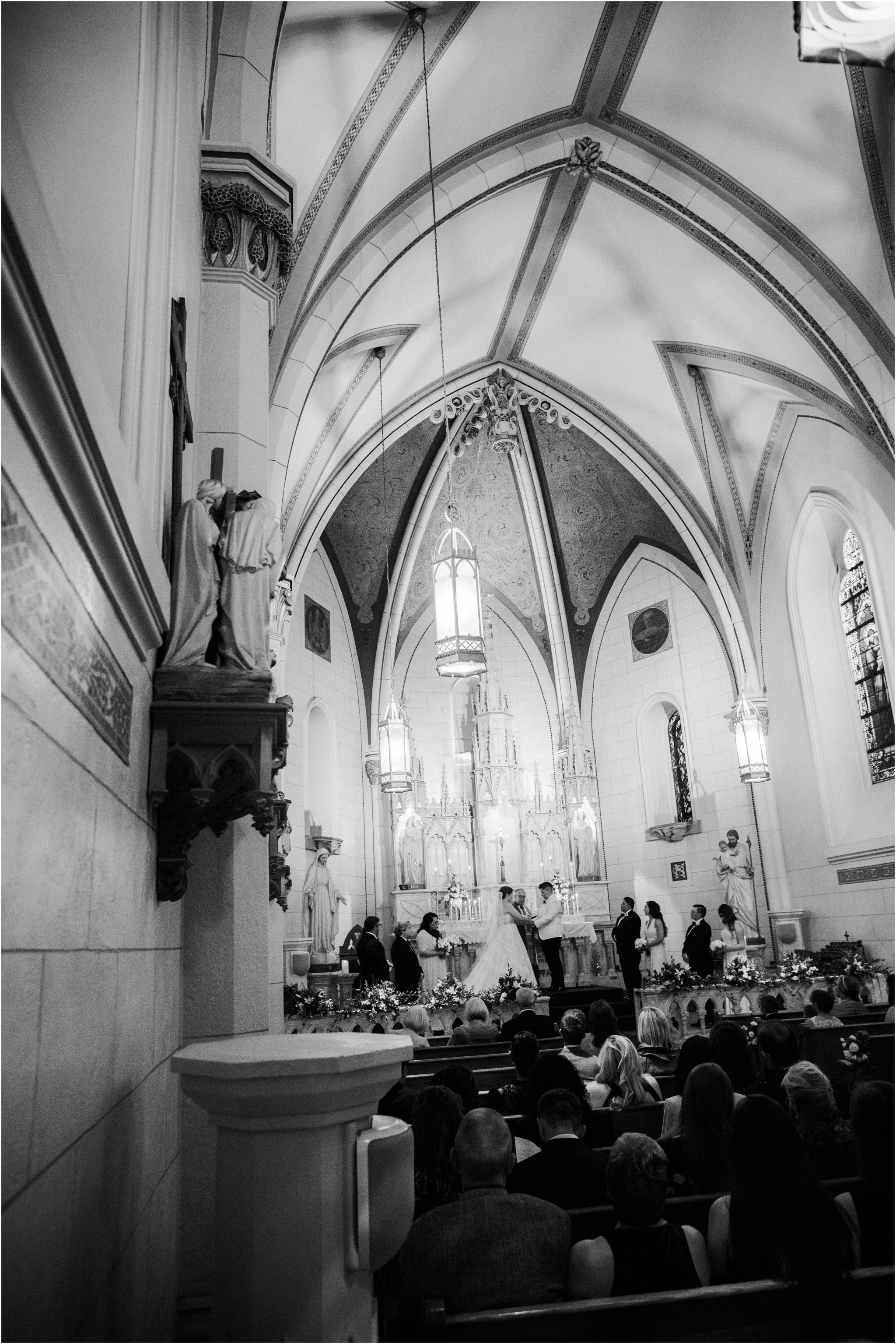 0291Loretto Chapel and Inn and Spa at Loretto Weddings Blue Rose Photography Studios