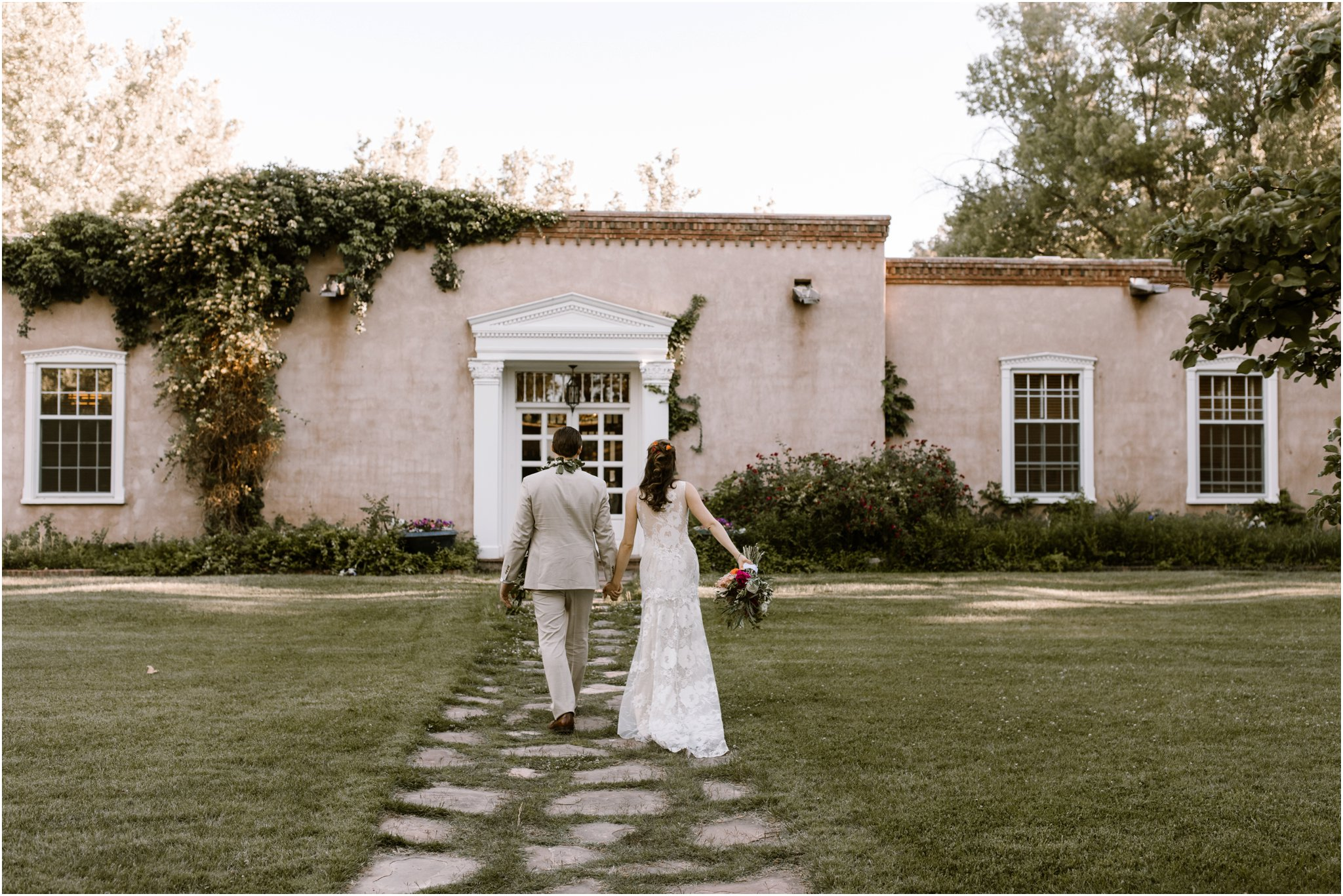 0293Los Poblanos Weddings Blue Rose Photography Studios