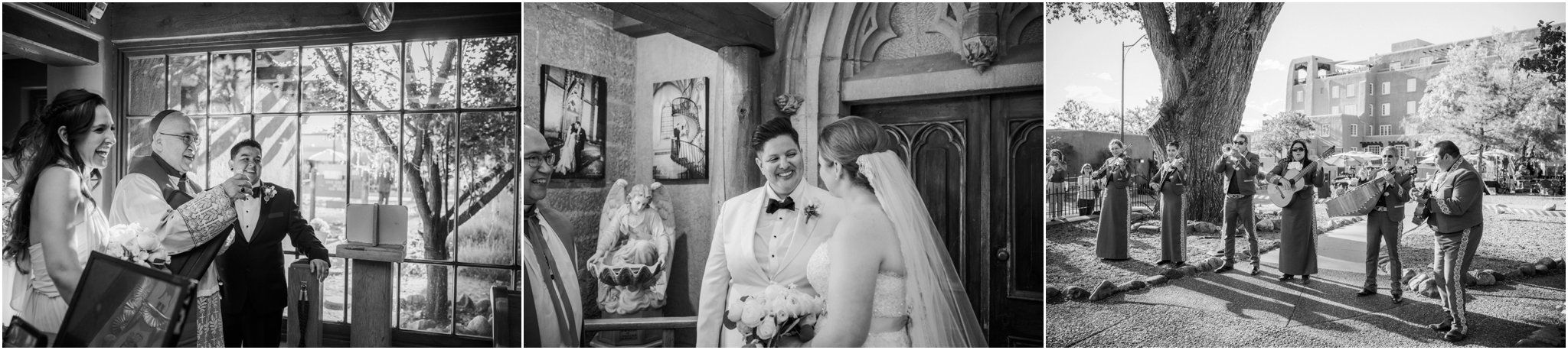 0296Loretto Chapel and Inn and Spa at Loretto Weddings Blue Rose Photography Studios
