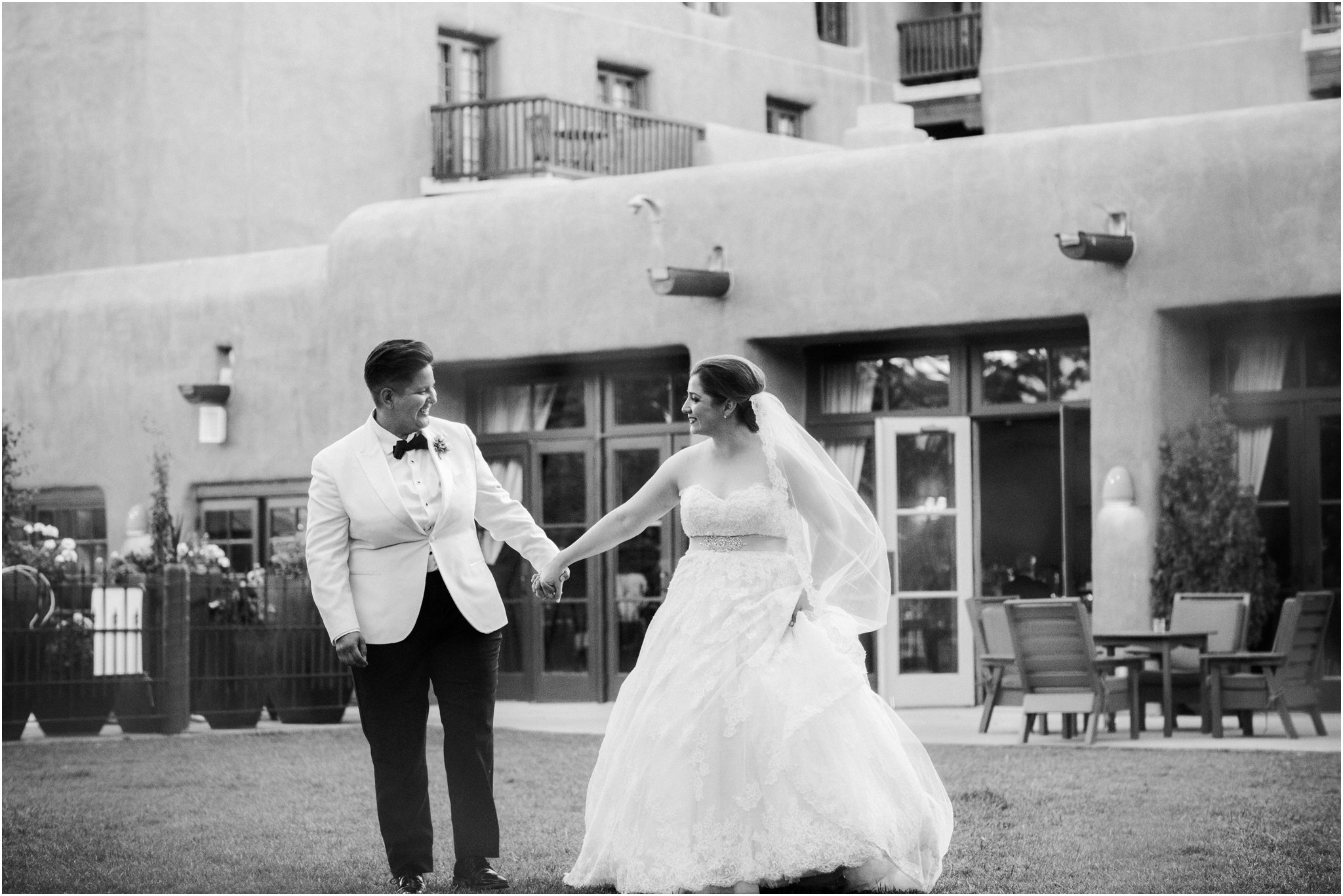 0313Loretto Chapel and Inn and Spa at Loretto Weddings Blue Rose Photography Studios