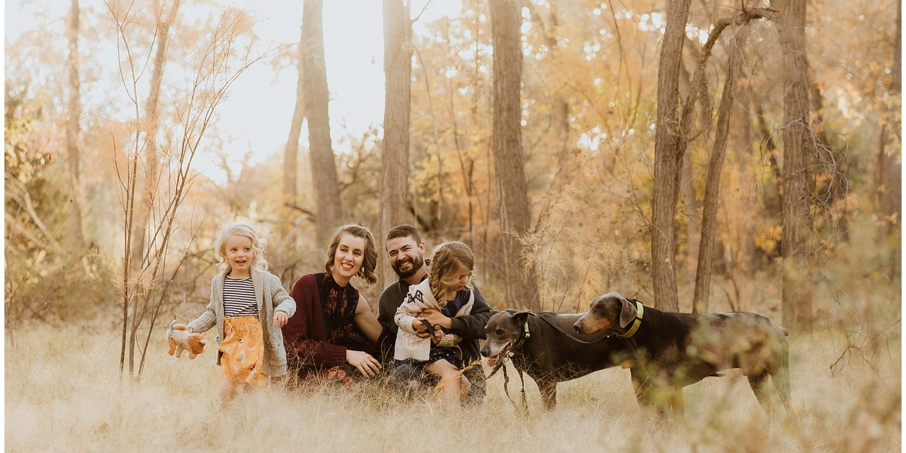 Watson Family, Albuquerque Family Photography