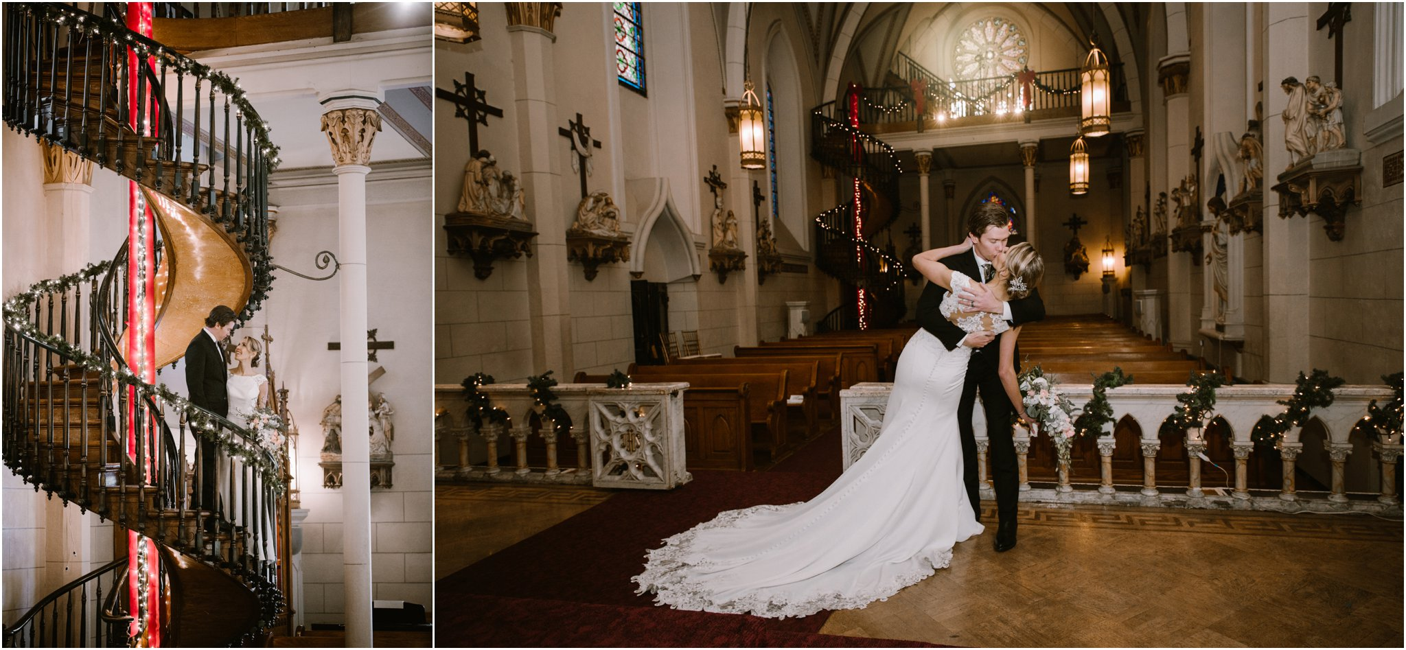 0921Loretto Chapel Wedding, Inn and Spa at Loretto wedding, Santa Fe wedding photographers, blue rose photography