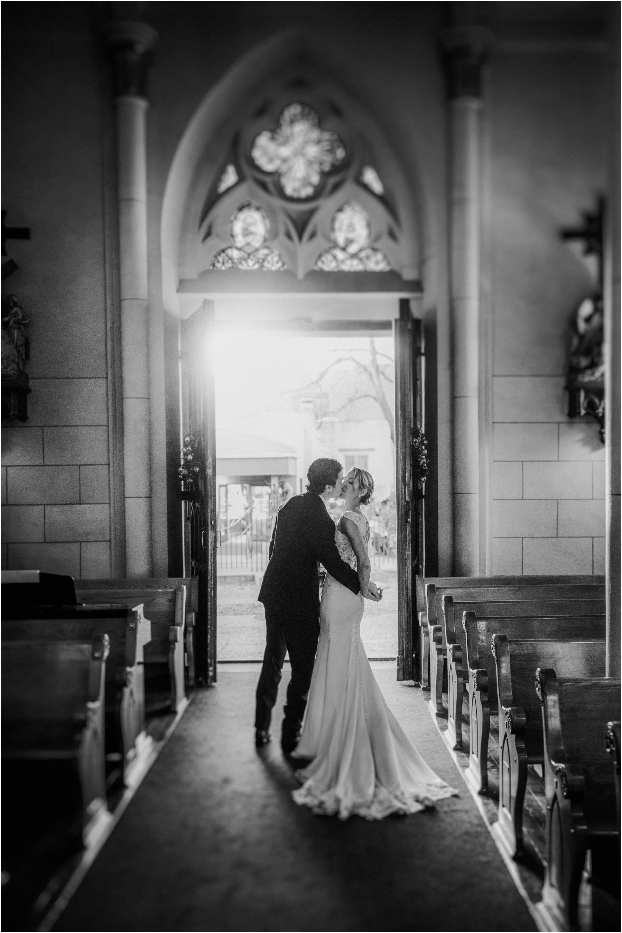 0922Loretto Chapel Wedding, Inn and Spa at Loretto wedding, Santa Fe wedding photographers, blue rose photography