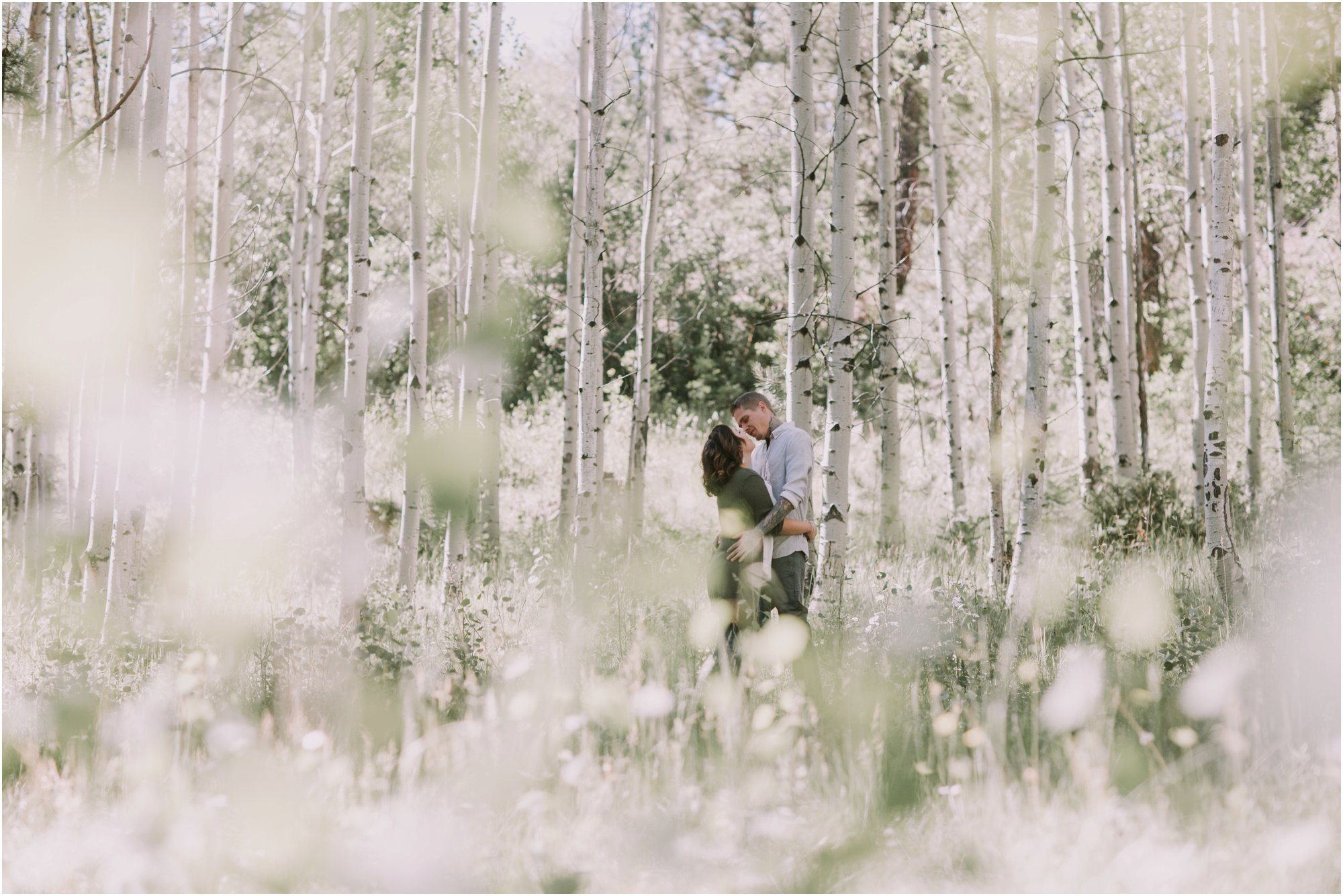 New Mexico, Albuquerque, Santa Fe, Jemez Engagement Pictures