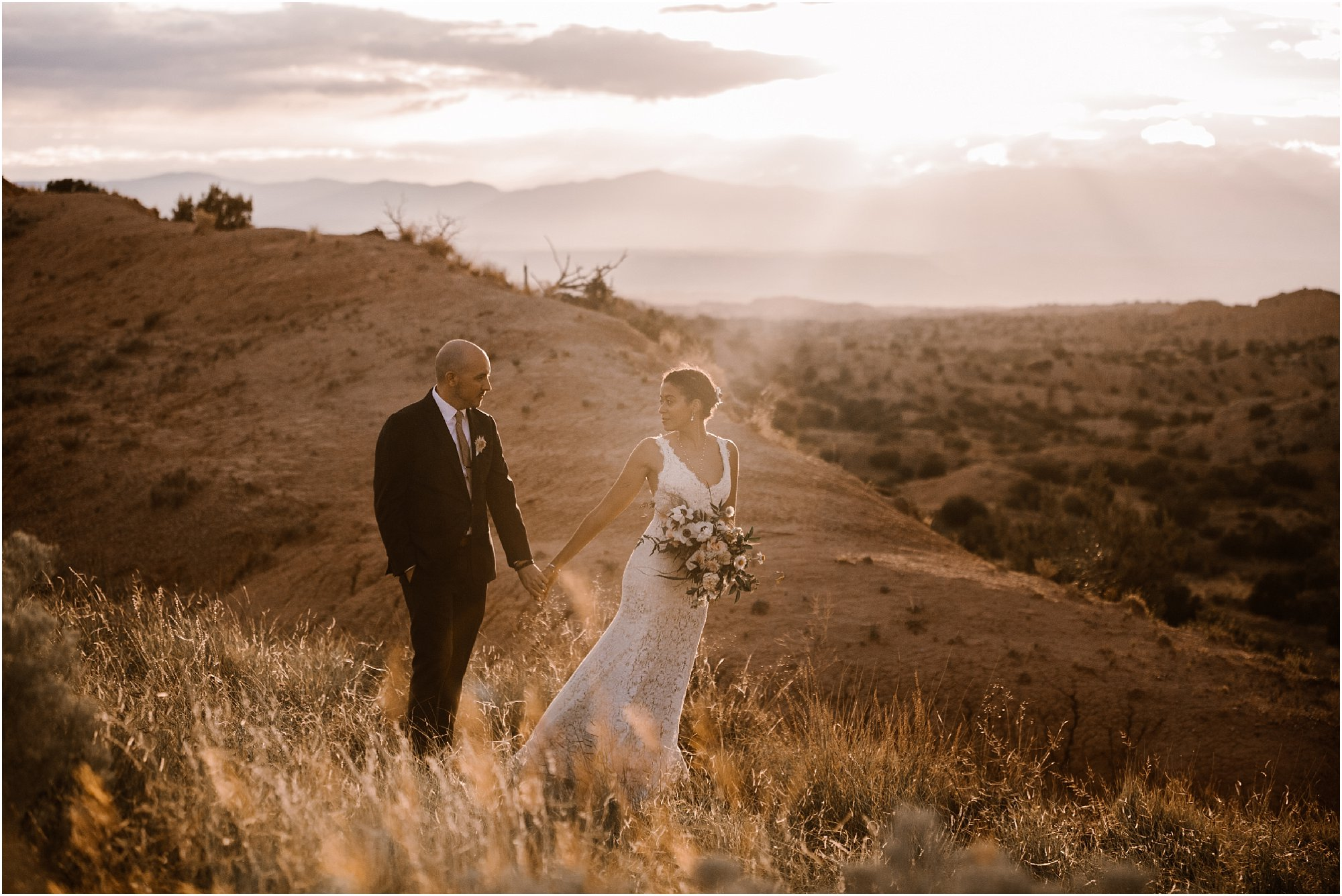 Wedding photography in santa fe new mexico