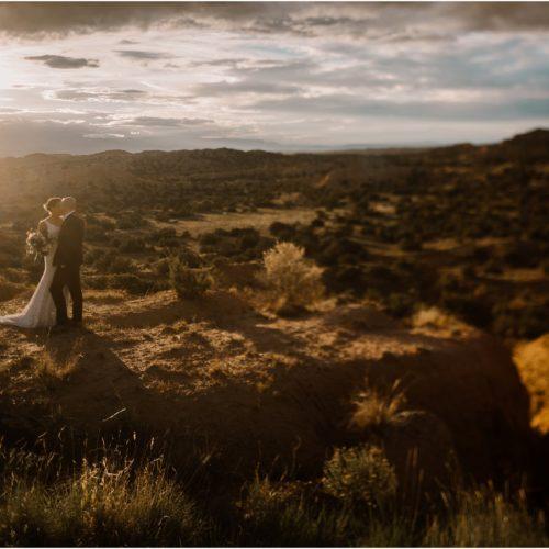 Ileana and Benjamin, Northern New Mexico