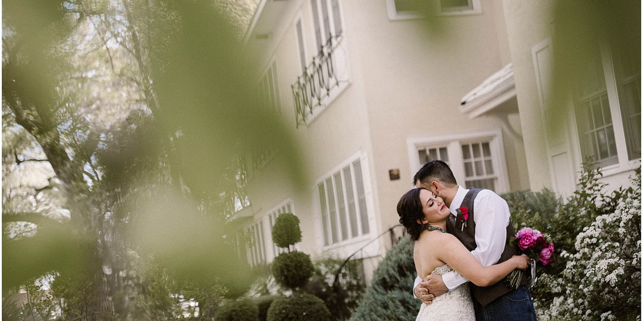 Megan And Kevin, Historic Farmhouse
