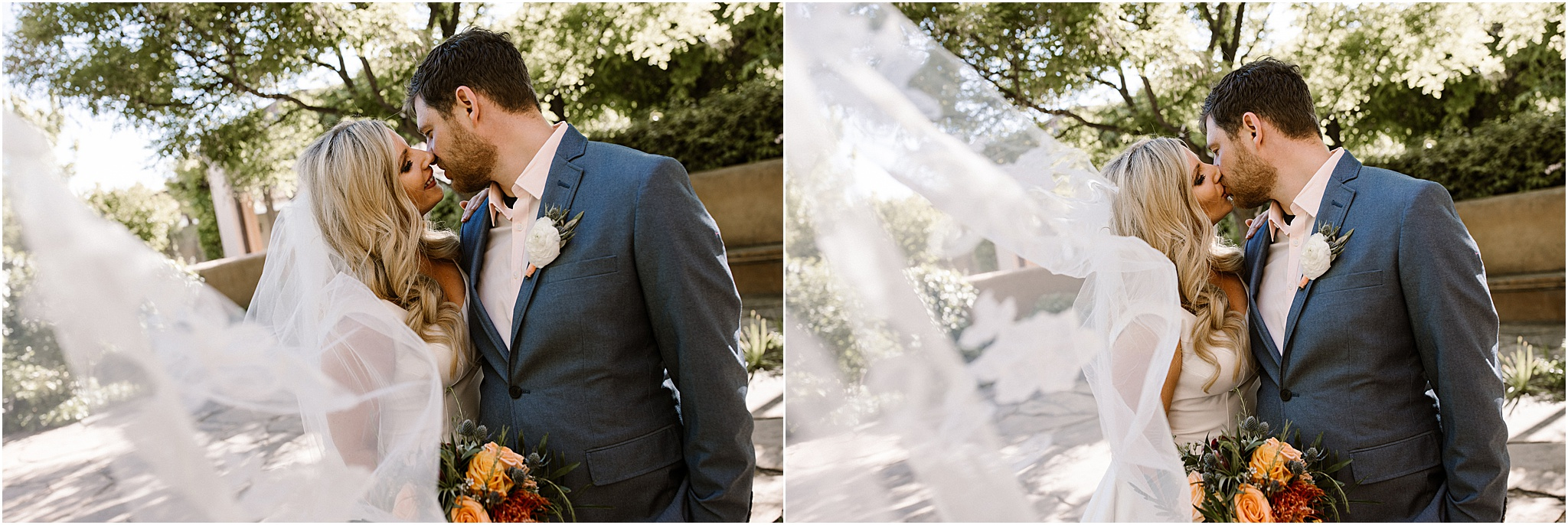 Albuquerque Wedding photographer at Hotel Albuquerque