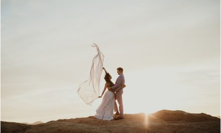 Amita and John's New Mexico Engagement Session