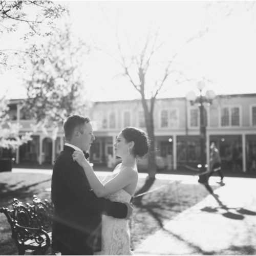 Rachel and Larry, Loretto Chapel & Inn and Spa at Loretto