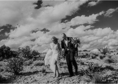 Valentina and Michael, La Mesita Ranch, Santa Fe New Mexico
