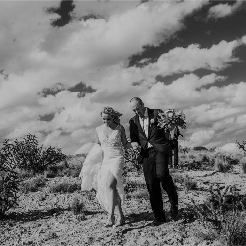 Valentina and Michael, La Mesita Ranch, Santa Fe New Mexico